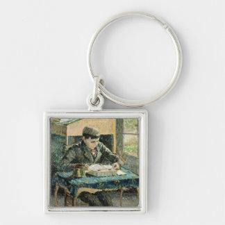 Le fils de l'artiste, 1893 (huile sur la toile) porte-clefs