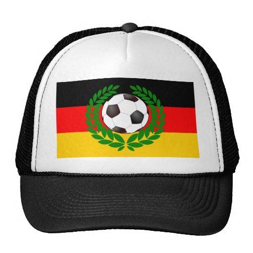 Le football Allemagne des Allemagnes soccer Casquettes De Camionneur