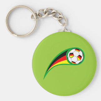 Le football Allemagne des Allemagnes soccer Porte-clés