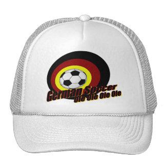 le football allemand casquettes de camionneur