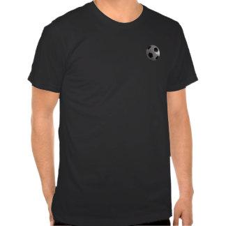le football - ballon de football t-shirts