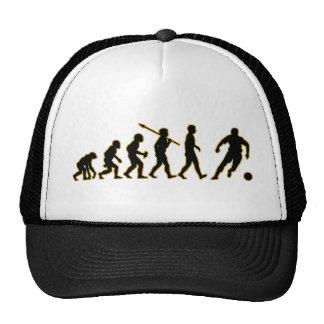 Le football casquette de camionneur