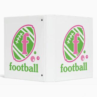 Le football d'Allaire Classeurs 3 Anneaux