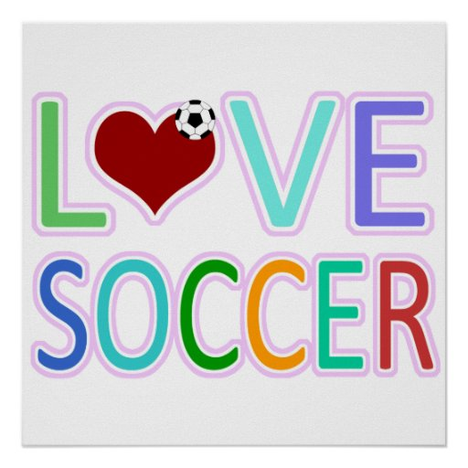 LE FOOTBALL D'AMOUR POSTER