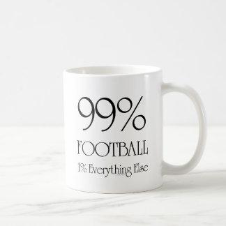 Le football de 99% mug