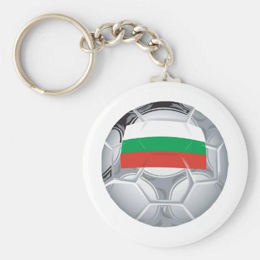 Le football de la Bulgarie Porte-clés