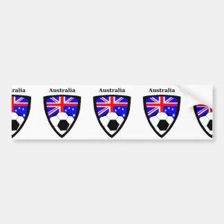 Le football de l'Australie Autocollants Pour Voiture