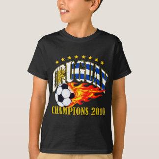 Le football de l'Uruguay T-shirt