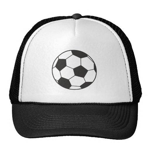 Le football de soccer balle casquette de camionneur