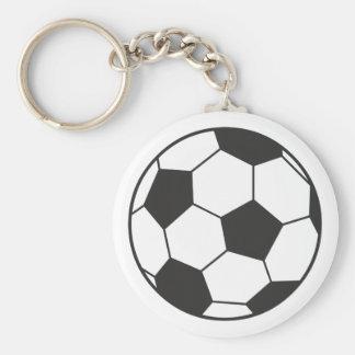 Le football de soccer balle porte-clés
