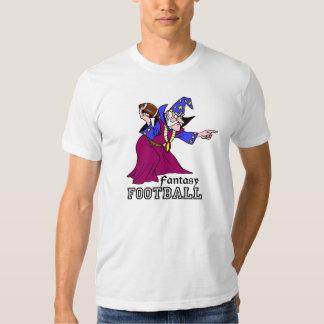 Le football d'imaginaire tee-shirt