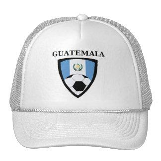 Le football du Guatemala Casquettes De Camionneur