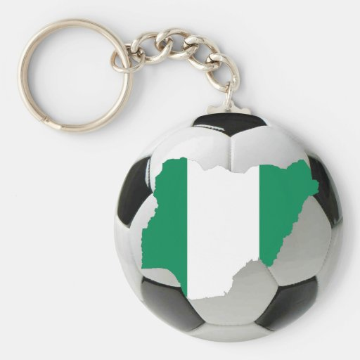Le football du Nigéria Porte-clefs