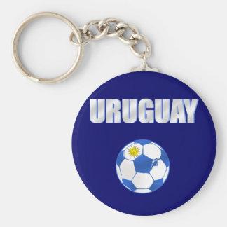 Le football frais de boule de l Uruguay évente l a Porte-clé