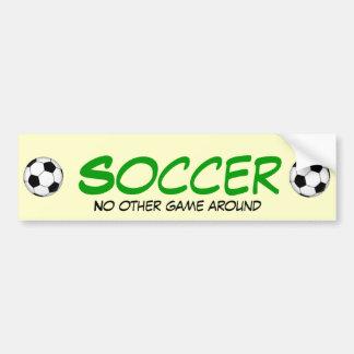 Le football NOGA Autocollant De Voiture
