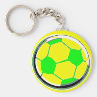 Le football porte-clefs