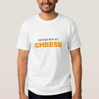 Le FROMAGE, tout est meilleur avec Tee-shirt