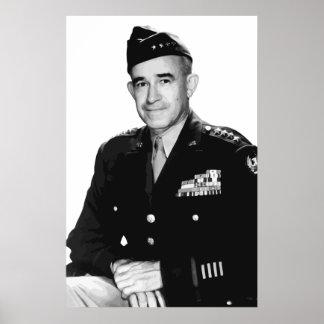 Le Général Bradley -- Héros de guerre Poster