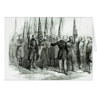 Le Général Custer Carte