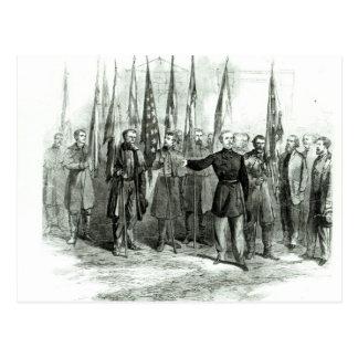 Le Général Custer Cartes Postales