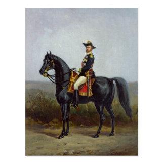 Le Général George Ernest Boulanger Carte Postale