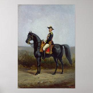 Le Général George Ernest Boulanger Poster