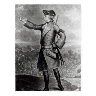 Le Général James Wolfe Carte Postale