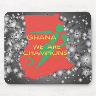 Le Ghana 2010 Tapis De Souris