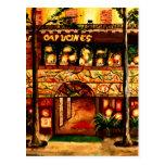 Le Grand Cafe Capucines In Paris France Postcard
