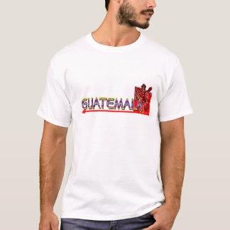 Le Guatemala Map T-Shirt
