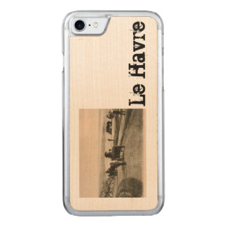 LE HAVRE - Sainte Adresse - Boulevard Felix Foure Carved iPhone 8/7 Case