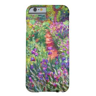 Le jardin d'iris par Claude Monet