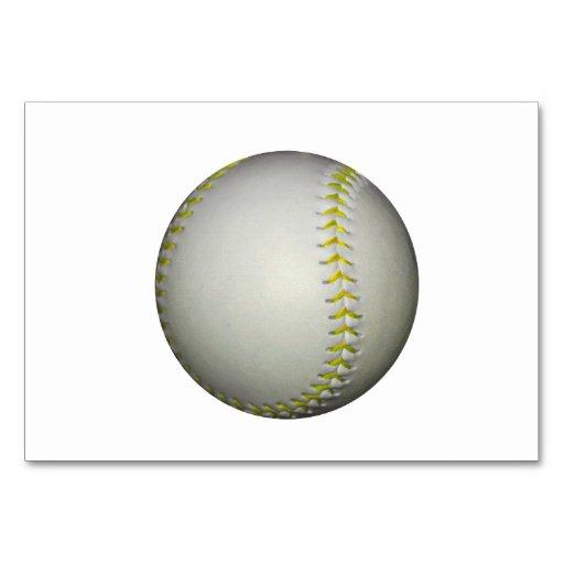 Le jaune pique le base-ball/base-ball