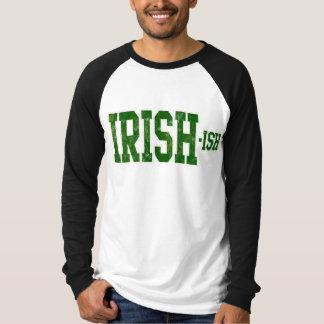Le jour de St Patrick Irlandais-ish et drôle T-shirt