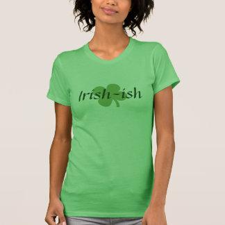 Le jour de St Patrick mignon Irlandais-ish T-shirts