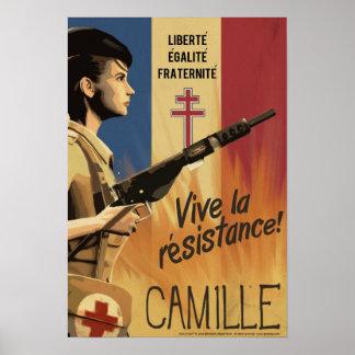Le jour J de Dino Camille Affiches