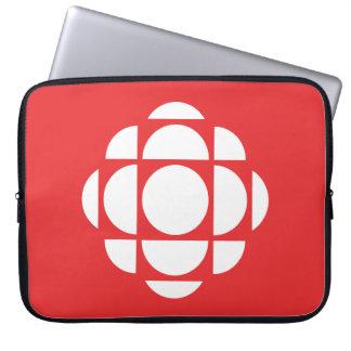 Le Joyau de CBC/Radio-Canada Housse Ordinateur Portable