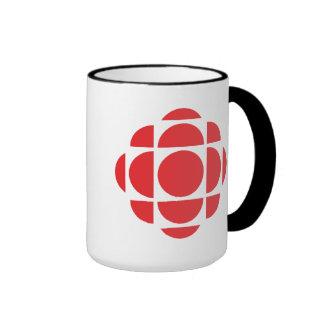 Le Joyau de CBC/Radio-Canada Mug Ringer