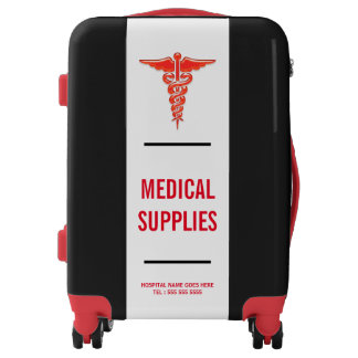 Le kit d'aide médicale PERSONNALISENT Valises