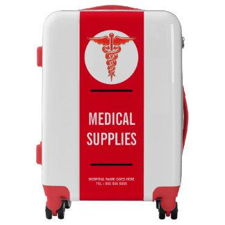 Le kit de premiers secours d'aide médicale valises