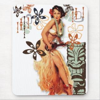 Le kitsch Bitsch : Aloha oh là là ! ! Tapis De Souris