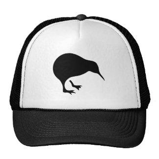 Le kiwi tous les noirs et tous les blancs Nouvelle Casquette De Camionneur