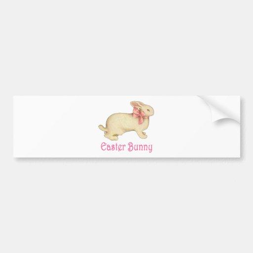 Le lapin de Pâques Adhésifs Pour Voiture