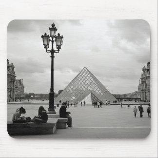 Le Louvre Mousepad Tapis De Souris