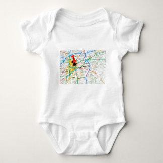 Le Mans, France Baby Bodysuit