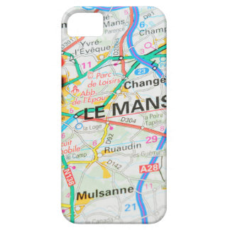 Le Mans, France iPhone 5 Covers