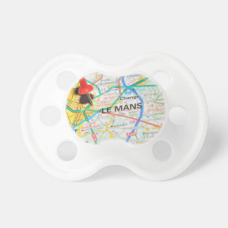Le Mans, France Pacifier