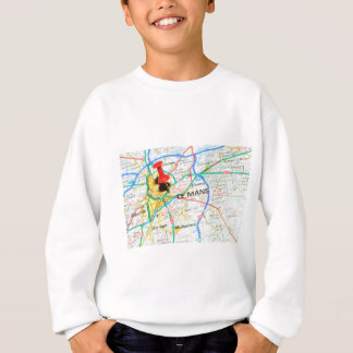 Le Mans, France Sweatshirt