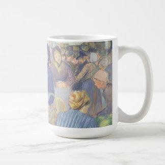Le Marche de Gisors Coffee Mug