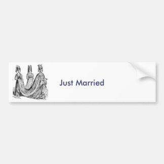 Le mariage de la Renaissance Autocollant De Voiture